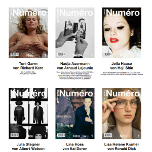 numero berlin 1st issue covers