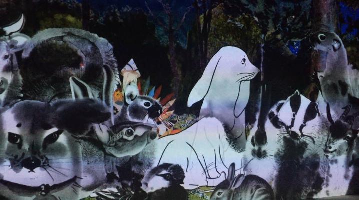 岡山芸術交流2016 Rachel Rose