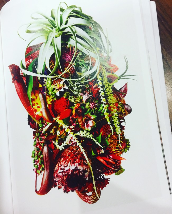 flower art, 植物図鑑, 東信, フラワーアーティスト