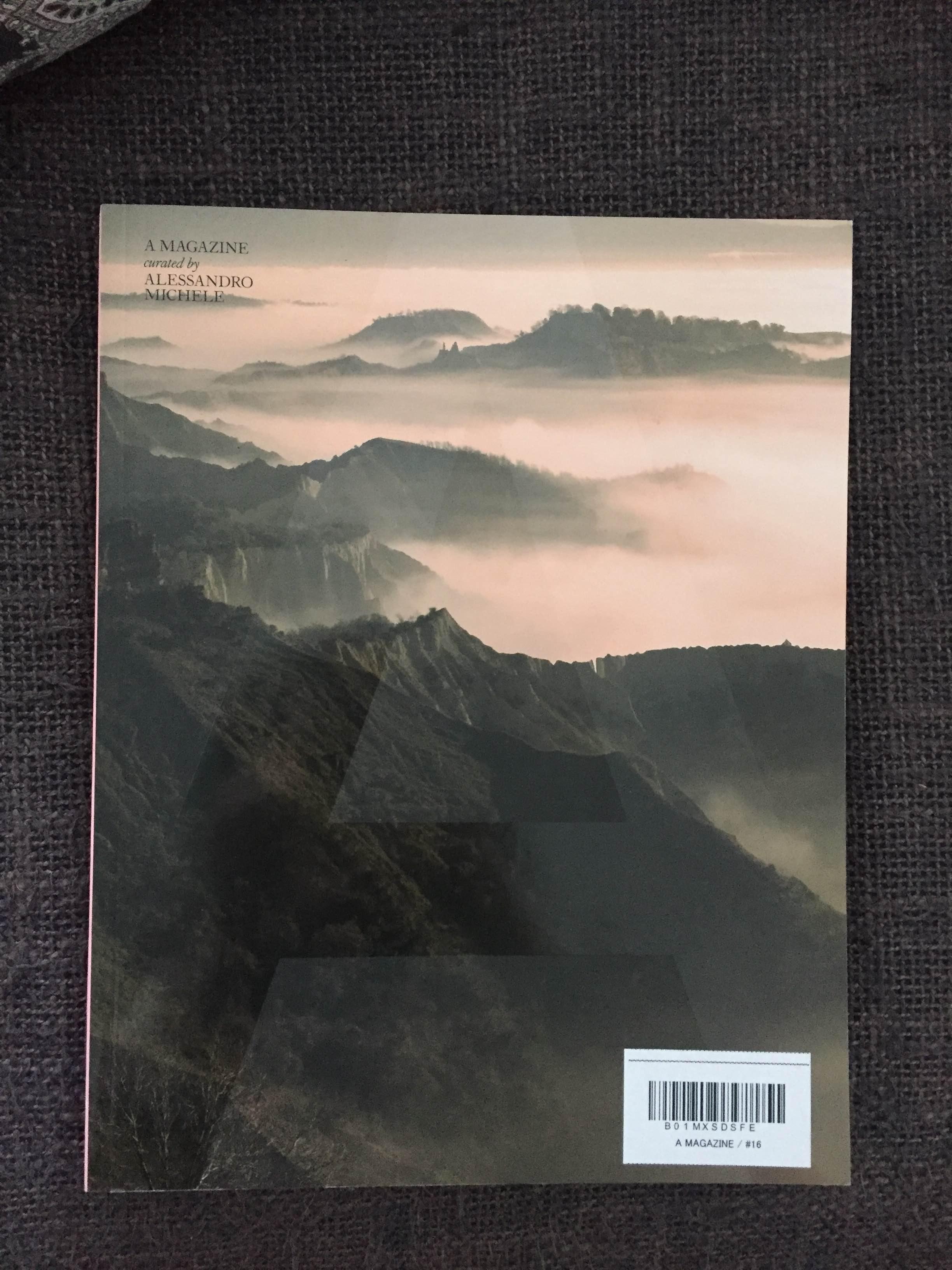 A magazine, alessandromichele, gucci