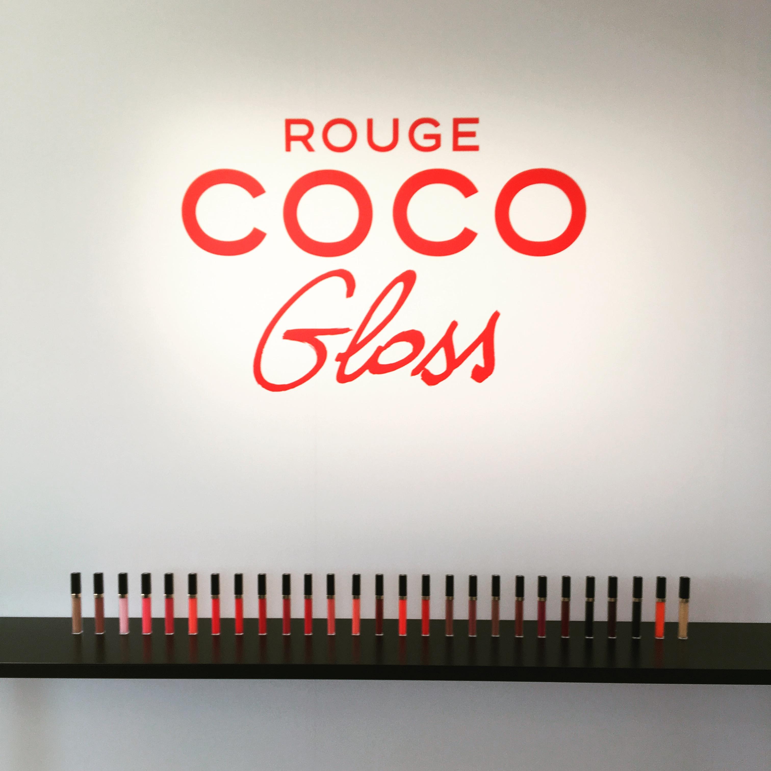 ルージュ ココ グロス rouge coco gloss