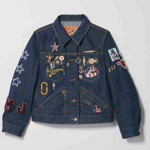 marc jacobs denim jacket
