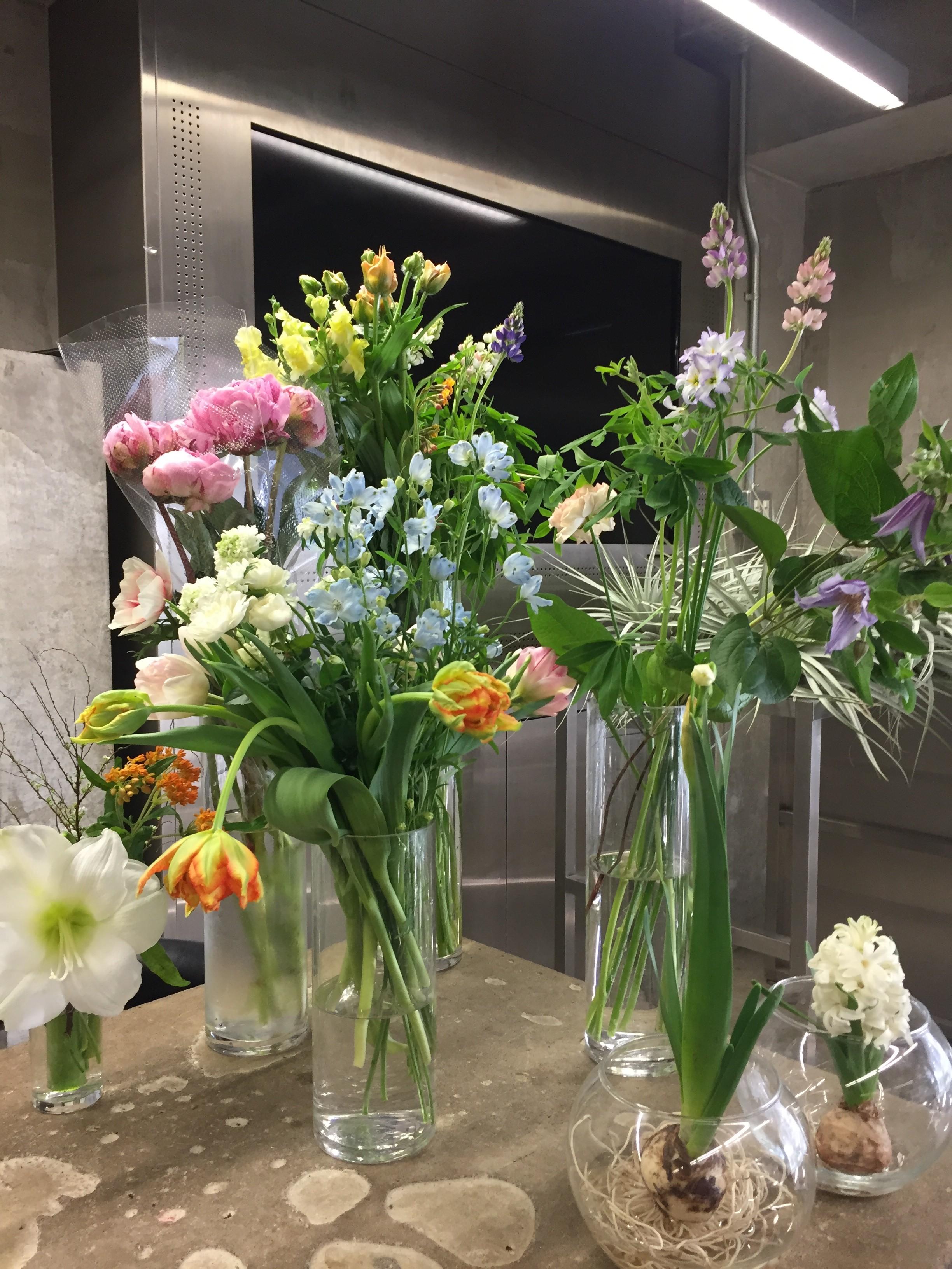 azuma makoto, amkk, JARDINS des FLEURS, botanical sculpture, flower art
