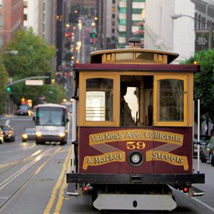 San Francisco stock