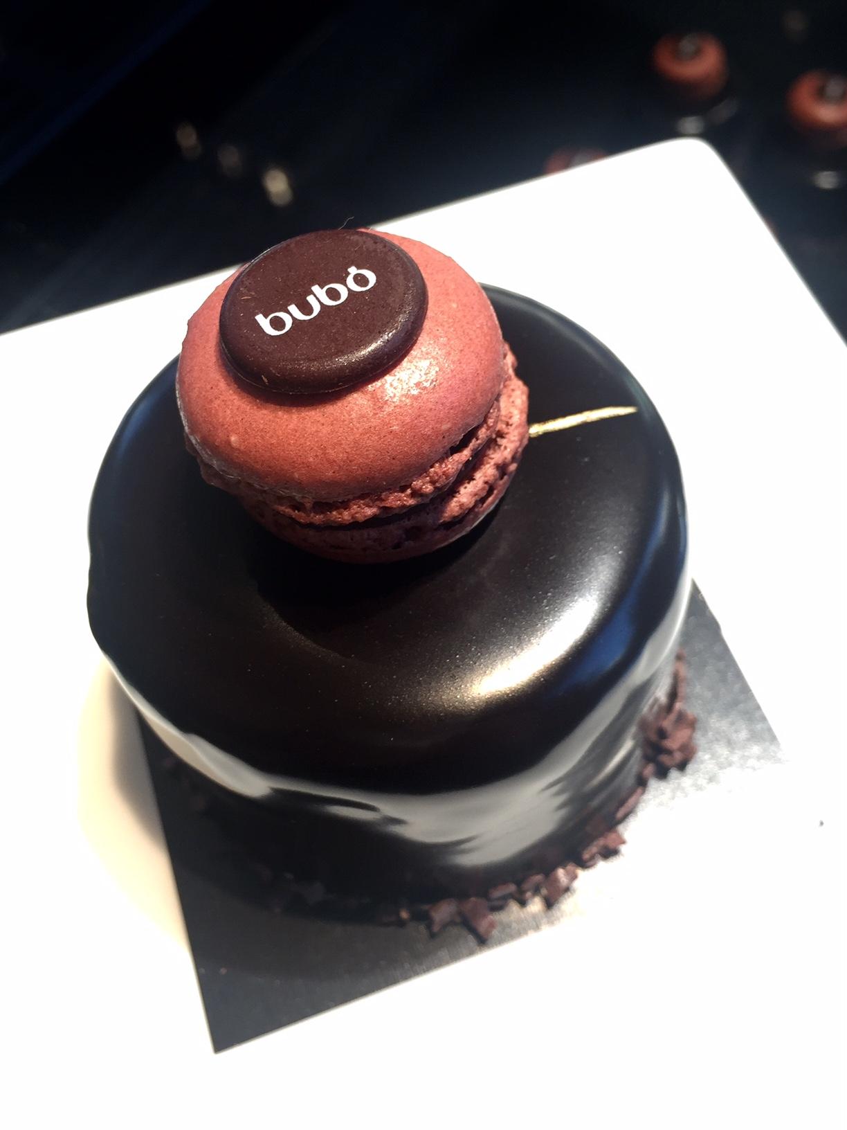 チョコレートケーキ 日本初 ブボ バルセロナ
