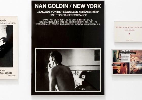 ナン・ゴールディン 写真展 MoMA