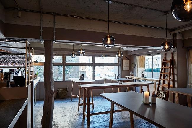 Aelu,Gallery,RestaurantBar,Maison Cinquante Cinq,