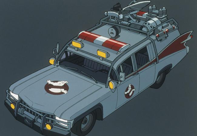 Ivan Reitman Ghostbusters
