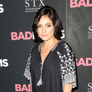 Mila Kunis attends the Bad Moms New York Premiere