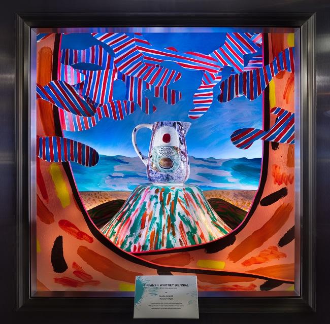 Tiffany,Whitney Biennial,