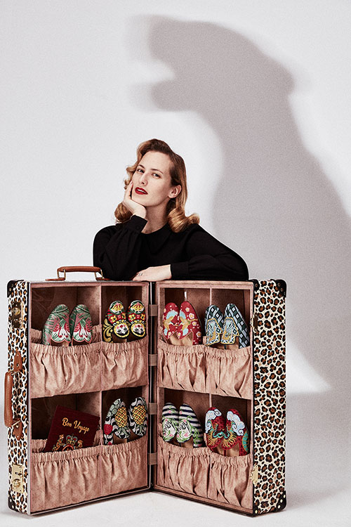 Globe-Trotter,Charlotte Olympia