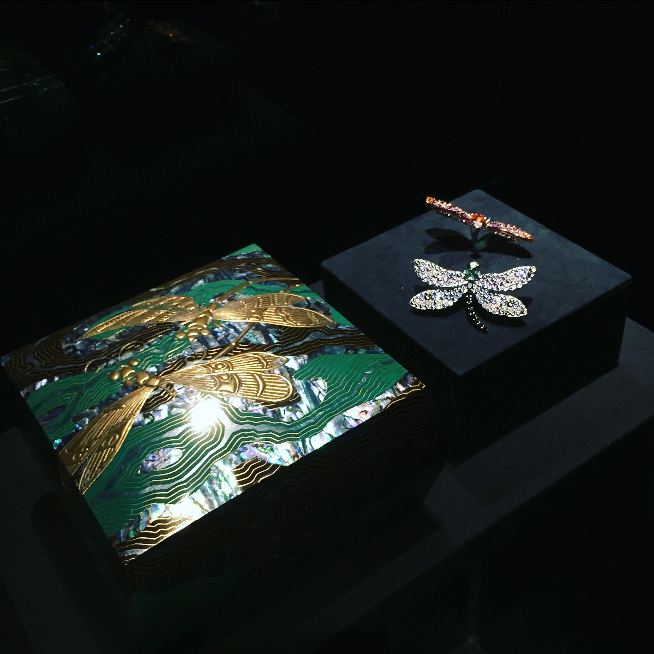 技を極める ヴァンクリーフ&アーペル 京都国立近代美術館
