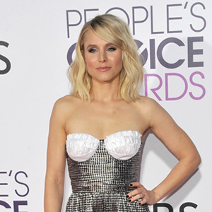 Kristen Bell at the People's Choice Awards 2017 held at the Microsoft Theater in Los Angeles, USA on January 18, 2017.