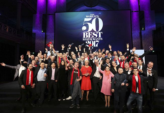 THE WORLD'S 50 BEST RESTAURANTS ,Eleven Madison Park