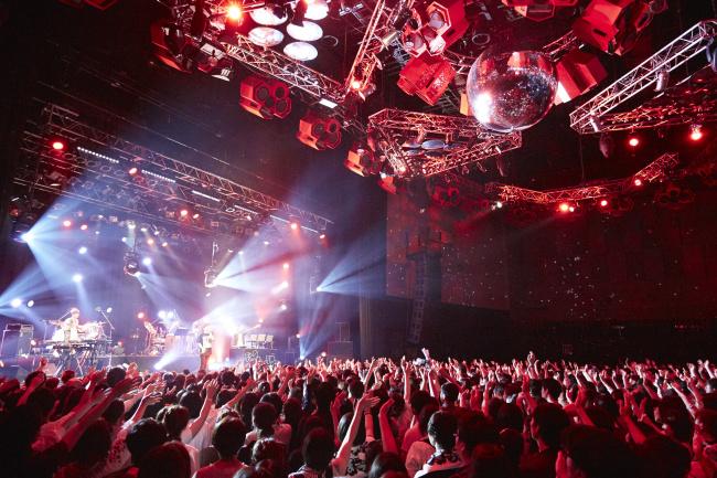 「ぼくのりりくのぼうよみ TOUR 2017」より