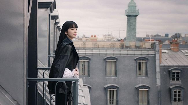 Chanel,小松菜奈,シャネル,メティエダールコレクション
