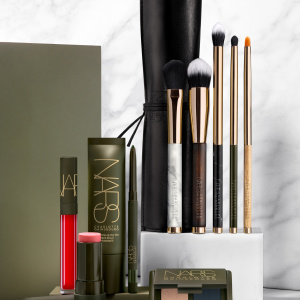 Charlotte Gainsbourg for NARS Stylized Visual 1 - full collection - jpeg