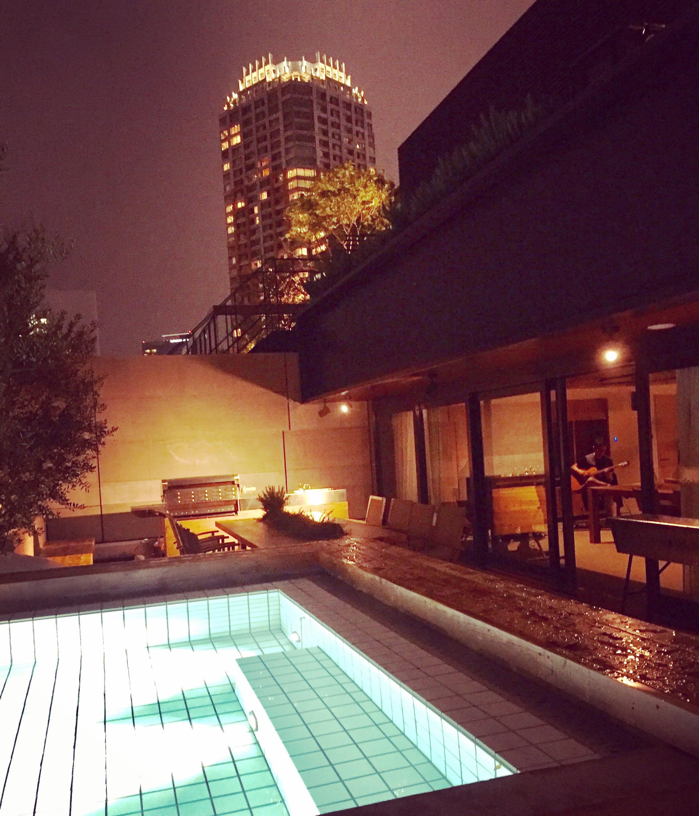TRUNK, hotel, 藤原ヒロシ,渋谷。