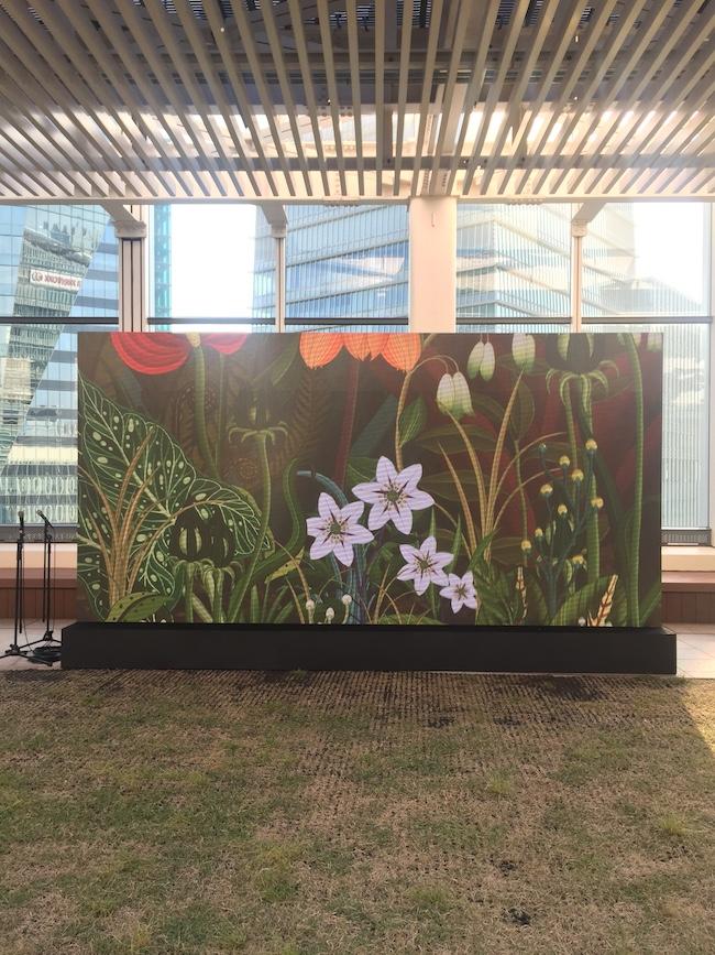 flower, 東信, azuma makoto, フラワーアート,katie scott,AMKK, ケイティスコット,flower art