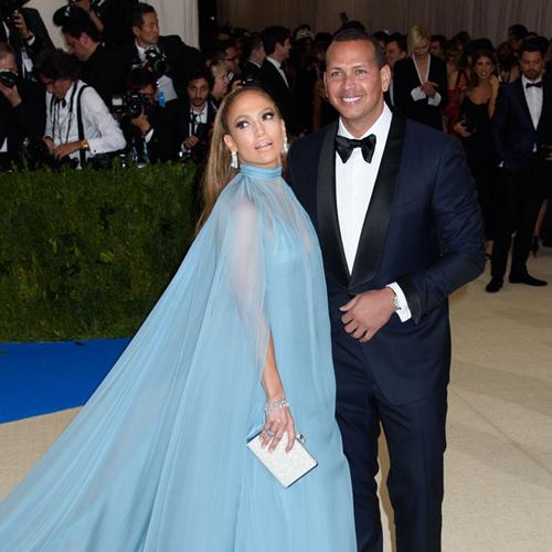 Jennifer Lopez Met Gala 2017