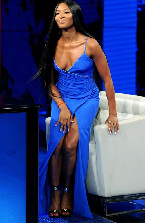 Naomi Campbell Starlite Shop