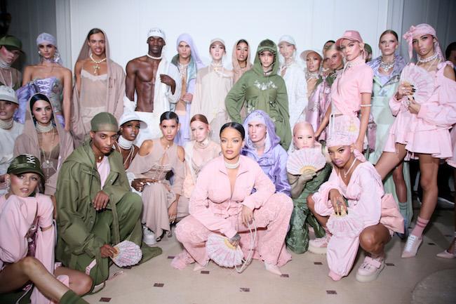 FENTY PUMA by Rihanna,PUMA, Rihanna,FENTYxPUMA,
