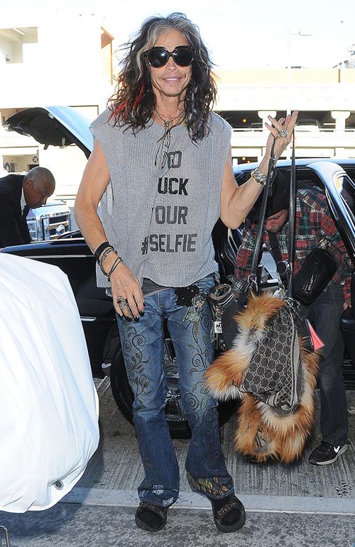 Aerosmith, スティーヴン・タイラー, Steven Tyler