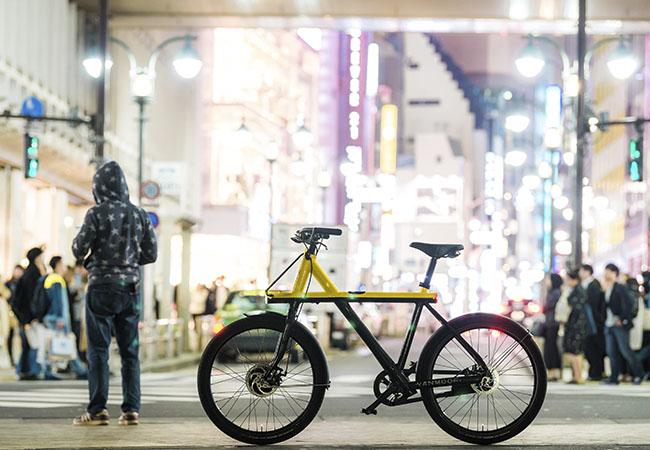 VanMoof,スマートバイク,Electrified X