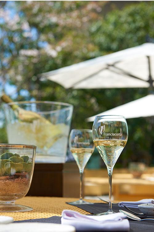 Heinz Beck,フランチャコルタ, スパークリングワイン