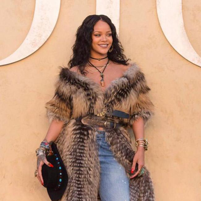 Rihanna, リアーナ, Lupita Nyong'o, ルピタ・ニョンゴ