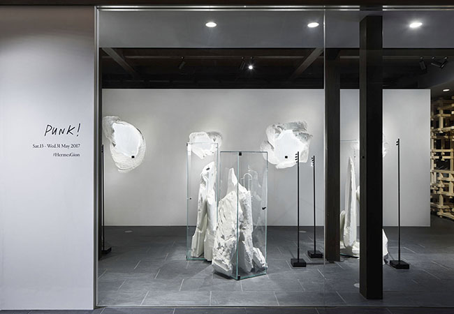 Hermès,エルメス,エルメス祇園店,punk,シェーヌ・ダンクル,シェーヌ・ダンクル・パンク