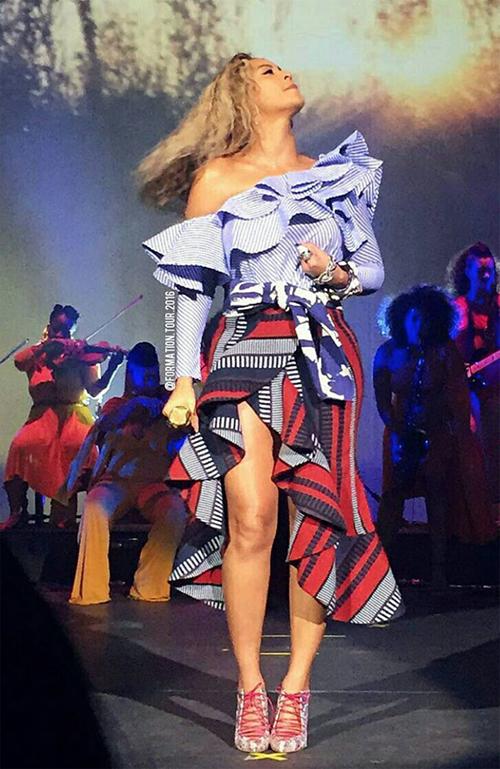 ビヨンセ, Beyoncé, コールドプレイ, Coldplay, ストームジー, Stormzy, O2 Silver Clef Awards