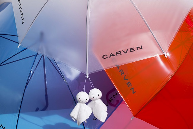 Carven,INGWITHCARVEN,カルヴェン,