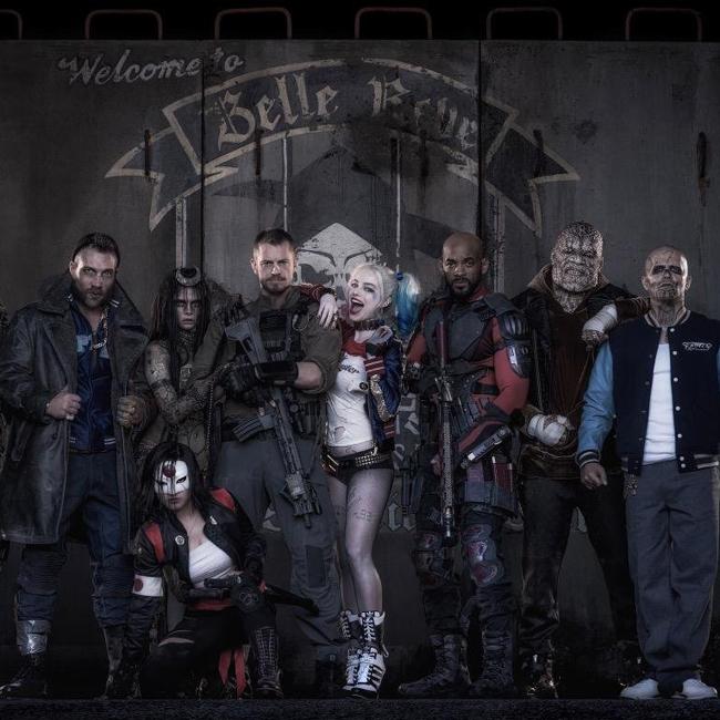 Suicide Squad, スーサイド・スクワッド