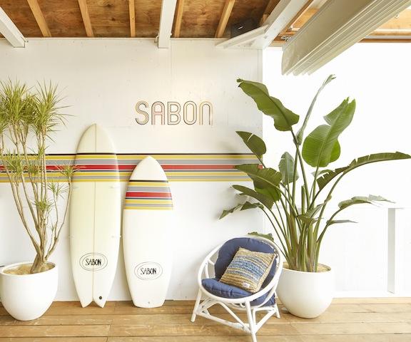 SABON,SABON Beach House