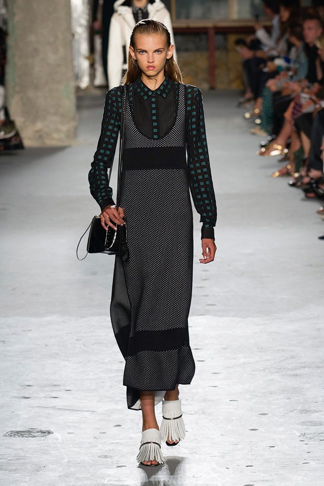 Proenza Schouler Spring/Summer 2015 - New York Collection - Woman, Runway