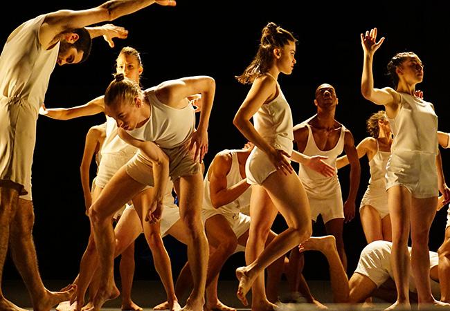 Batsheva Dance Company,バットシェバ舞踊団,LAST WORK−ラスト・ワーク