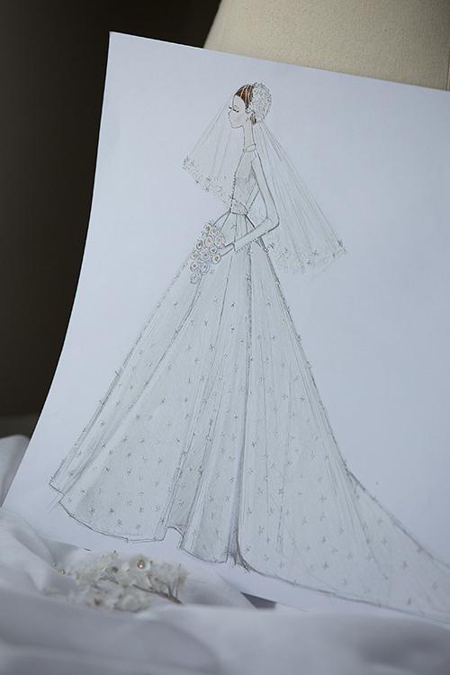 ディオール,Dior,ミランダ・カー,ウェディングドレス