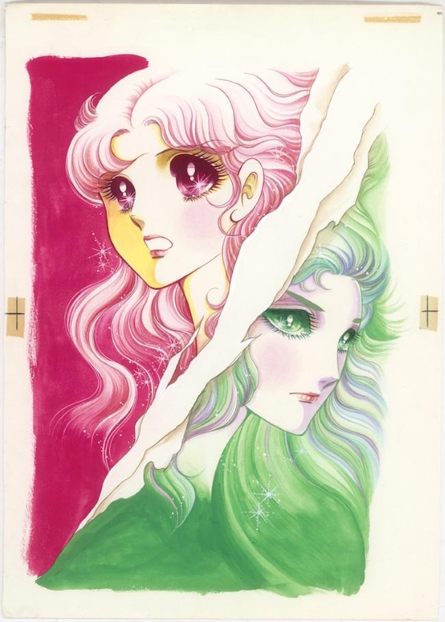 ガラスの仮面,美内すずえ, 北島マヤ,姫川亜弓