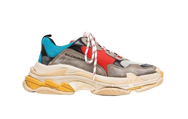 Balenciaga」からハイブリッドな新スニーカー発売