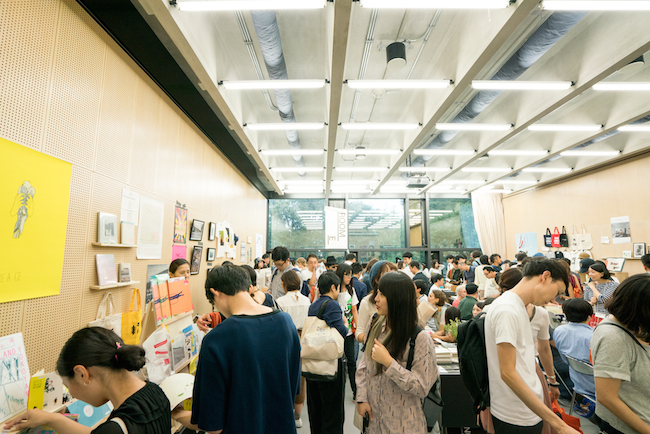 TOKYO ART BOOK FAIR,寺田倉庫