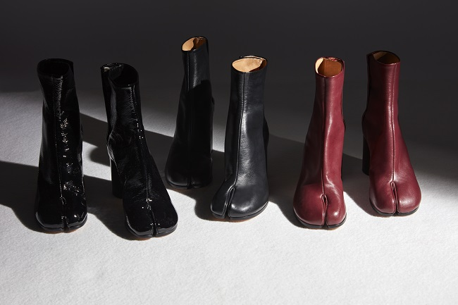 'TABI' boots_promotion visual