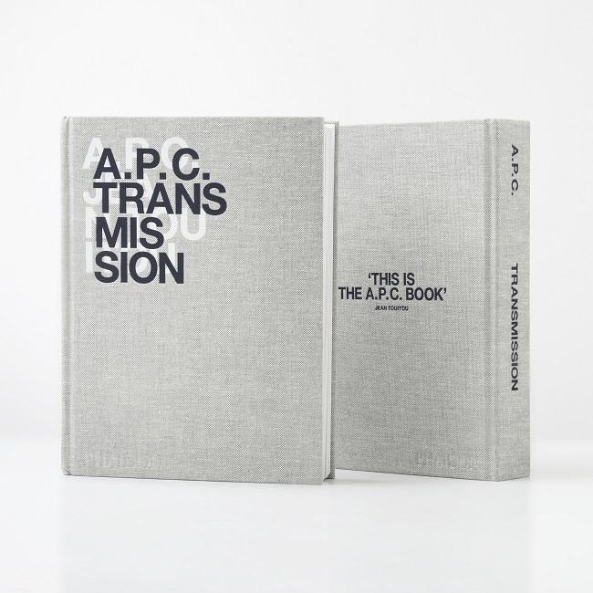 A.P.C,TRANSMISSION, JEAN TOUITOU,