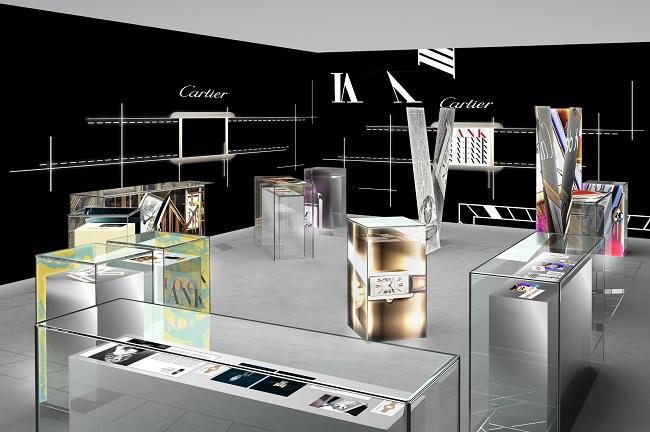 カルティエ,タンク,Cartier,TANK,TANK 100,カルティエ ブティック 六本木ヒルズ店,