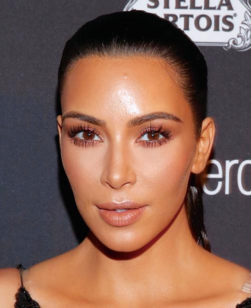 Kim Kardashian attends Harper's Bazaar's celebration of 'ICONS By Carine Roitfeld' at The Plaza Hotel during New York Fashion Week in Manhattan, New York, U.S.