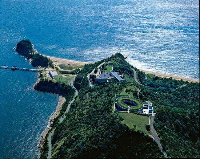 DMA-A4a_04:直島 ベネッセハウス