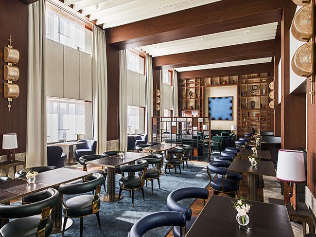 Le Méridien Seoul_Club Lounge