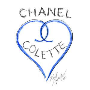 CHANEL-at-colette---sketch-by-Karl-Lagerfeld_LD 2