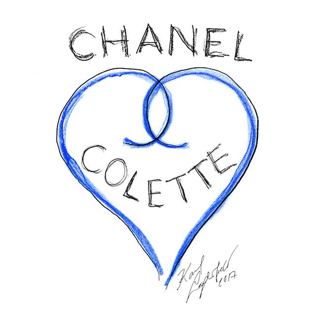 シャネル,コレット、パリ、セレクトショップ、CHANEL,COLETTE,CHANELatcolette,