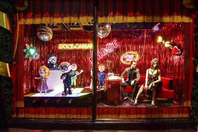 Harrods Window Display8